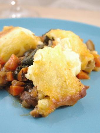 Sheperd`s Pie oder auch Hirtenkuchen