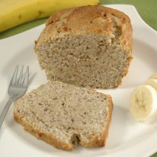 Glutenfreies Bananenbrot