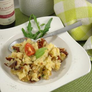 Italienischer Kartoffelstampf